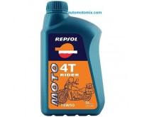 REPSOL Moto RIDER 4T 15W/50 1Л.
