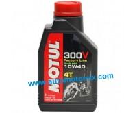 MOTUL 300V FACTORY LINE 4T 10W40 1L