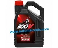 MOTUL 300V FACTORY LINE OFF ROAD 15W60 4
