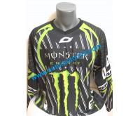 Мото блуза -Monster