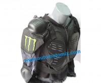 Детска ризница за мотор-Monster S