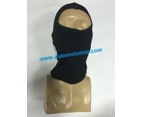 Боне/маска - памук с един отвор