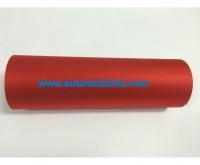 Фолио за стопове - червен мат 1м