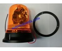 Сигнална лампа/буркан жълт 24V