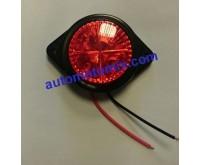 Габарит диоден (кръгъл) с 4 LED/червен