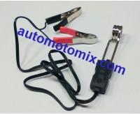 Бързовар с щипки за акумулатор 12V/150W