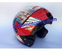 Каска/шлем за мотор,скутер 261