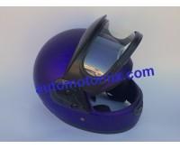 Каска/шлем за мотор,скутер 151/син