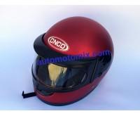Каска/шлем за мотор,скутер 151/ червен