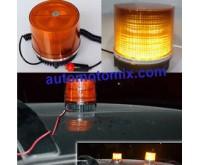 Сигнална лампа/жълта диодна 12V