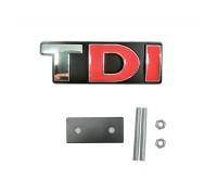 Емблема TDI за предна решетка - 19038
