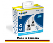 LED крушки NARVA H1- 12/24V-24W -6500K